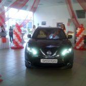 Inaugurarea noului Nissan Qasqai