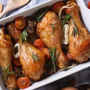 Preparate din carne de pasare
